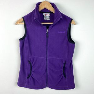 Avalanche Purple Outdoor Thermal Layering Vest